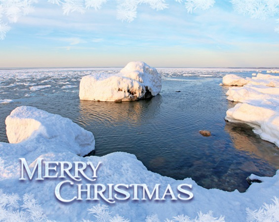 Long Island Sound Christmas Cards #2-