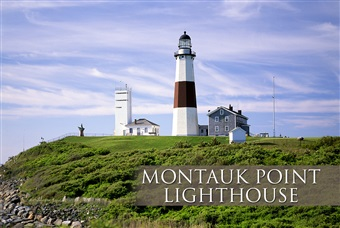 Montauk Point Lighthouse Magnet #3