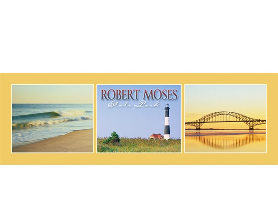 Robert Moses State Park Magnet #1