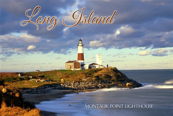 Montauk Point Lighthouse Magnet #4