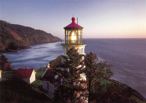 American Lighthouse Notecards