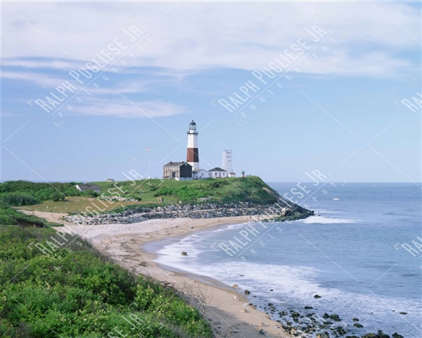Montauk Point Lighthouse #1A - 4