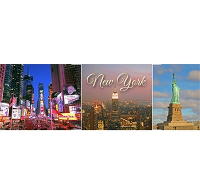 New York Multiview #4 Magnet