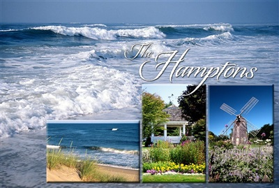 The Hamptons Magnet #3
