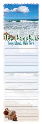 The Hamptons Magnetic Notepad