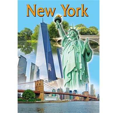 New York Playing Cards Set 1